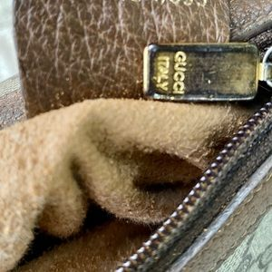 Gucci Bags - Authentic Gucci Vintage Browns 2way SALE!